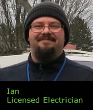 Ian - Licensed Electrician