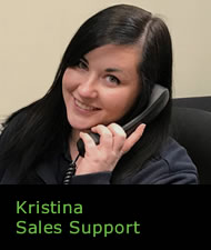 Kristina - Sales Support