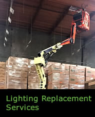Exterior and Interior Light Replacement Services
